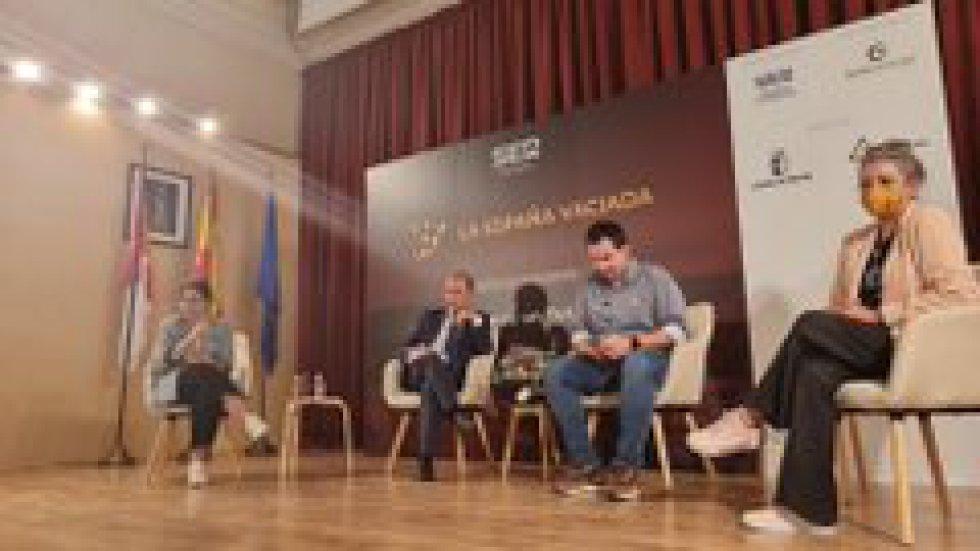 FOTOGALERÍA | Las fotos de #SEREspañaVaciada en Molina de Aragón