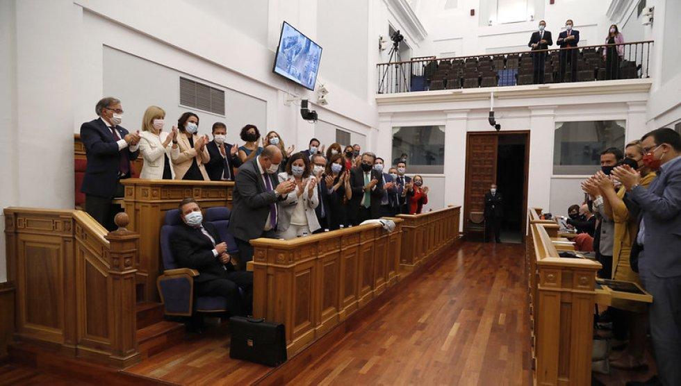 FOTOGALERÍA | El debate, desde otro enfoque