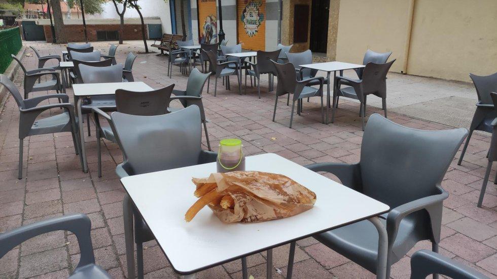 Los churros fueron los protagonistas del desayuno de muchos albaceteños