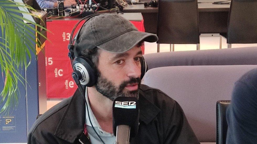 """Rodrigo Sorogoyen, director de l'episodi de """"Historias para no dormir"""" titulat """"El Doble"""", protagonitzat per David Verdaguer i Vicky Luengo"""