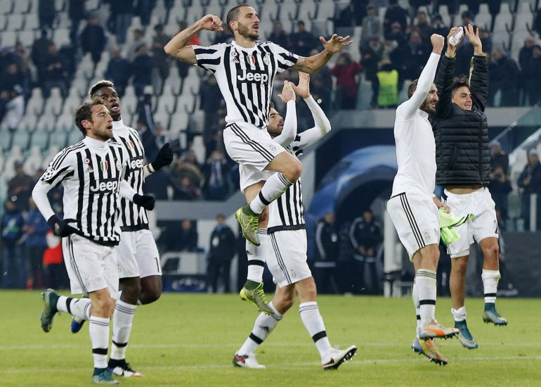 Football Soccer - Juventus v Manchester City - UEFA Champions League Group Stage - Group D - Juventus Stadium, Turin, Italy
