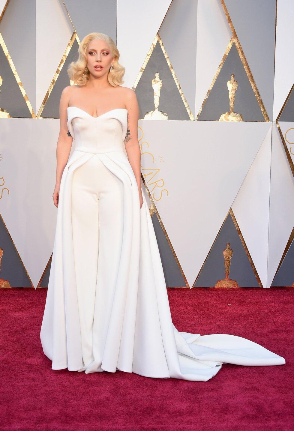 La actriz y cantante Lady Gaga