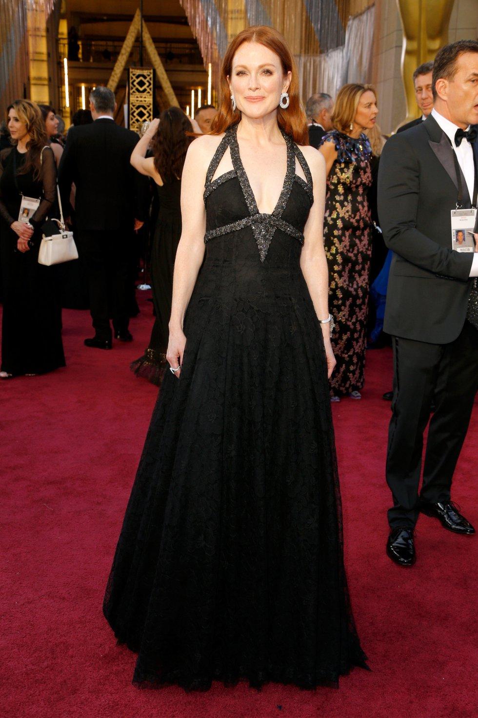 El actor Julianne Moore