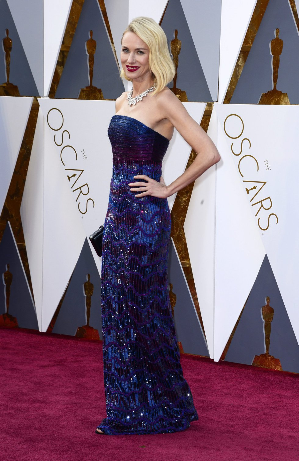 La actriz Naomi Watts