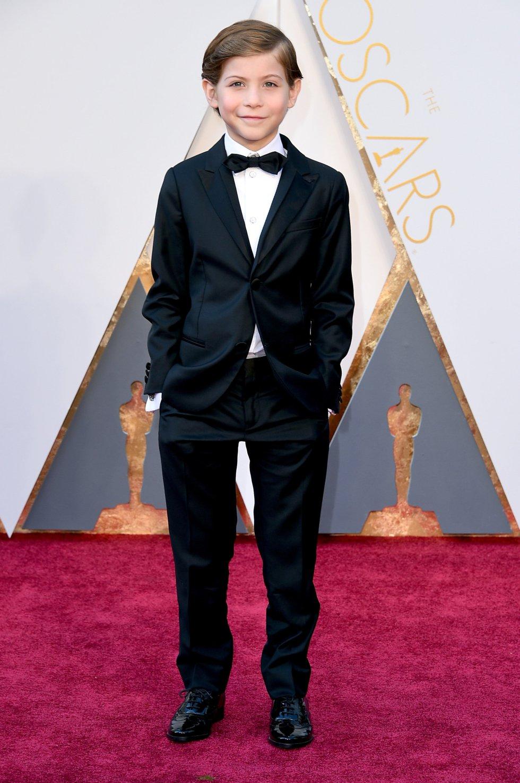 El actor Jacob Tremblay, protagonista de 'Room'