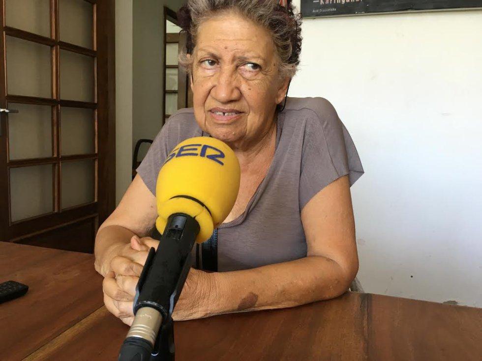 Manuela Soeiro, directora de la compañía Mutumbela Gogo.