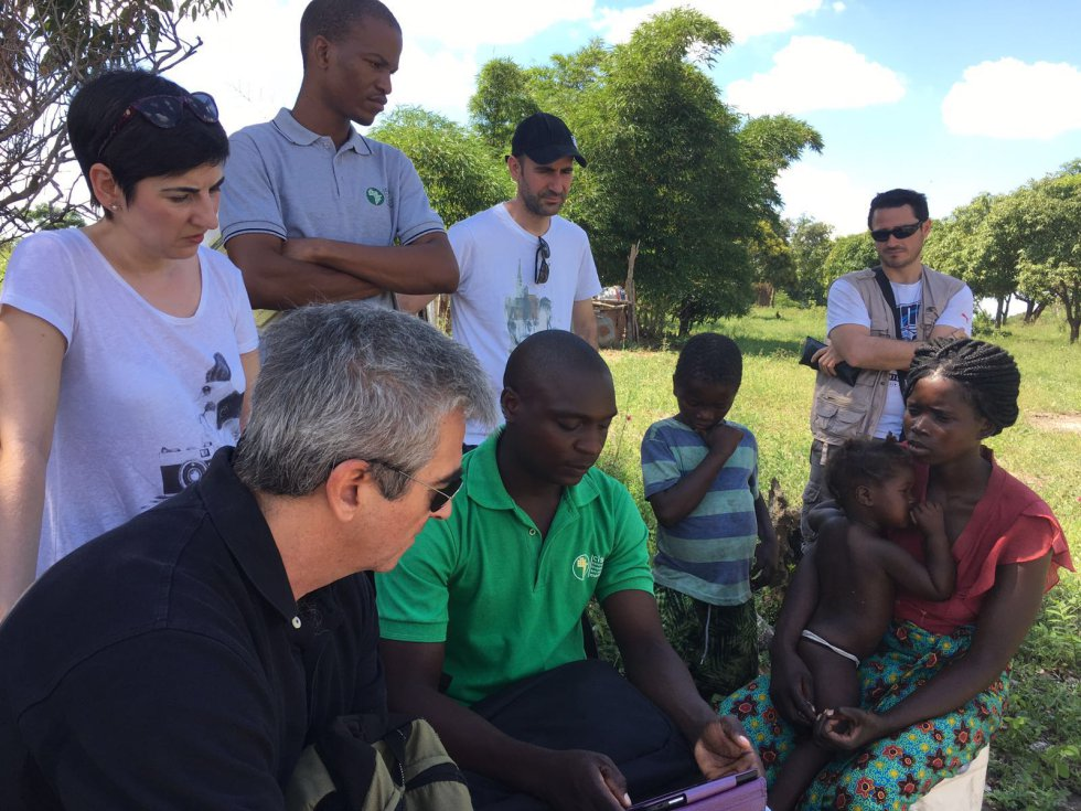 'La Ventana', en Mozambique