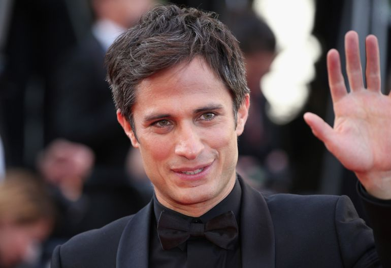 "CANNES, FRANCE - MAY 11:  Actor Gael Garcia Bernal attends the ""Cafe Society"" premiere and the Opening Night Gala during the 69th annual Cannes Film Festival at the Palais des Festivals on May 11, 2016 in Cannes, France.  (Photo by Gisela Schober/Getty Images)"