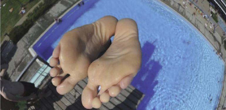 verrugas en los dedos de los pies en niños