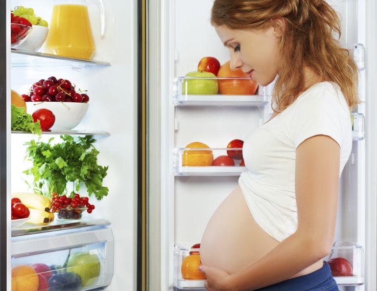 alimentos que tienen calcio para embarazadas