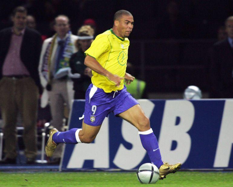 Ronaldo fue mi mejor rival