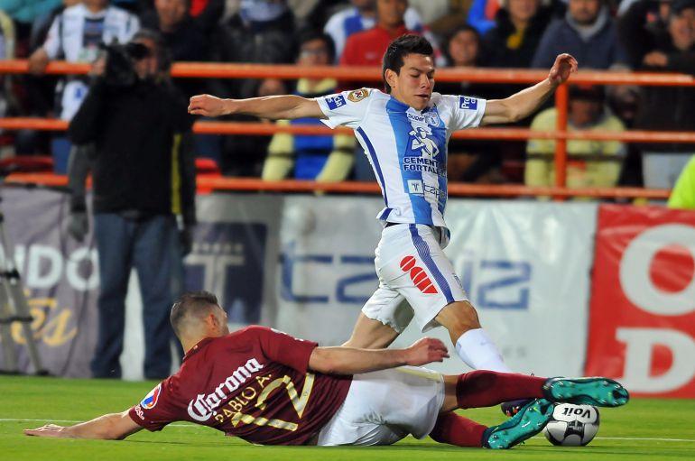 b63ca9d97 Así juega Hirving Lozano