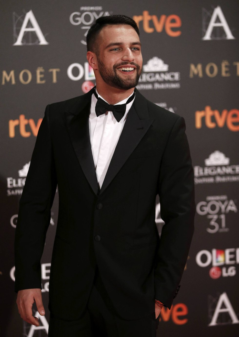 El actor Jesus Castro