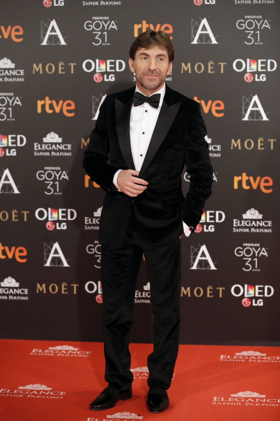 El actor Antonio de la Torre