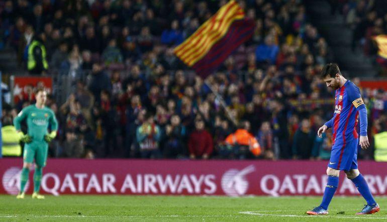 La mesa de El Larguero  ¿Por qué no celebró Messi su gol   4555397cef0f