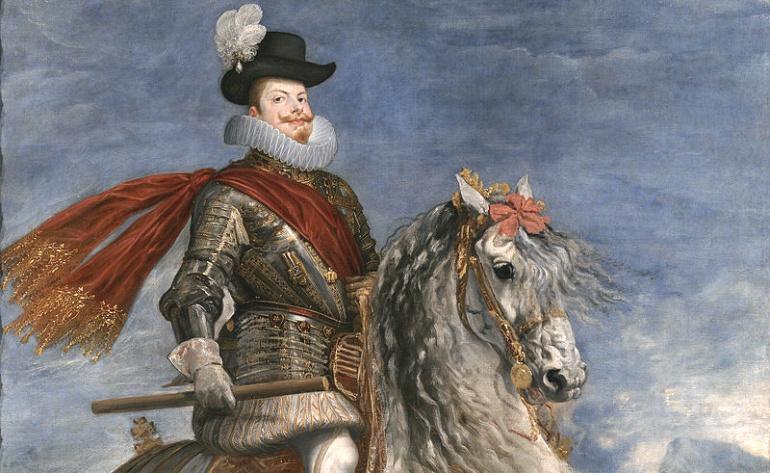 Felipe III, el rey cortito y ludópata que murió rodeado de ...