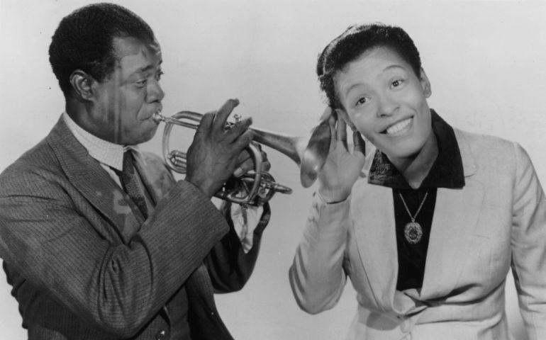 Resultado de imagen para Louis Armstrong Billie Holiday