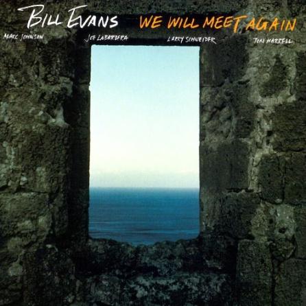 Portada del último disco de Bill Evans