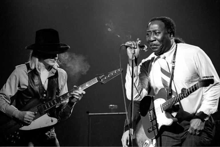 Muddy Waters, el otro padre del rock