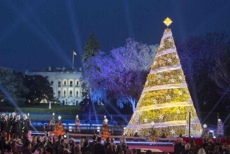 Fotos De La Navidad En Estados Unidos.Feliz Navidad O Felices Fiestas In Pod We Cast Cadena Ser