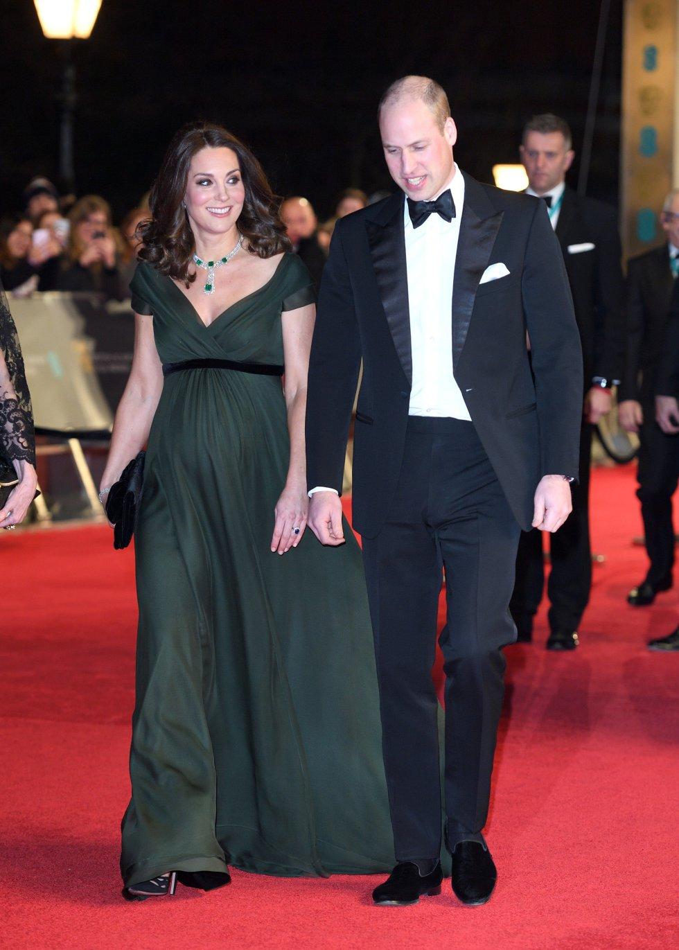 Kate Middleton, Duquesa de Cambridge y el Príncipe William, Duque de Cambridge