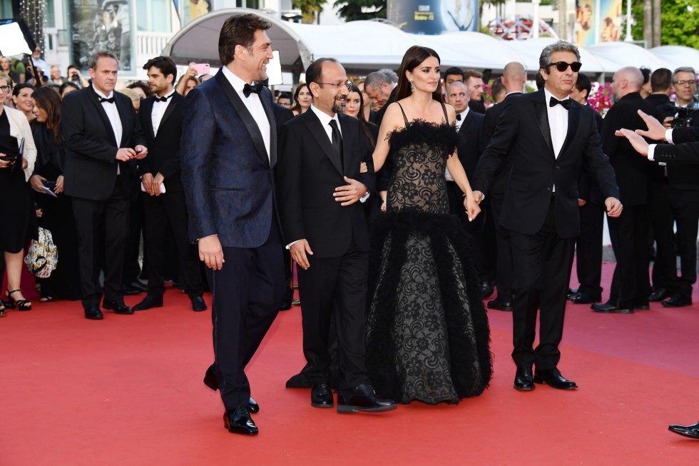 El cine español exhibe poderío en la inauguración del festival de Cannes
