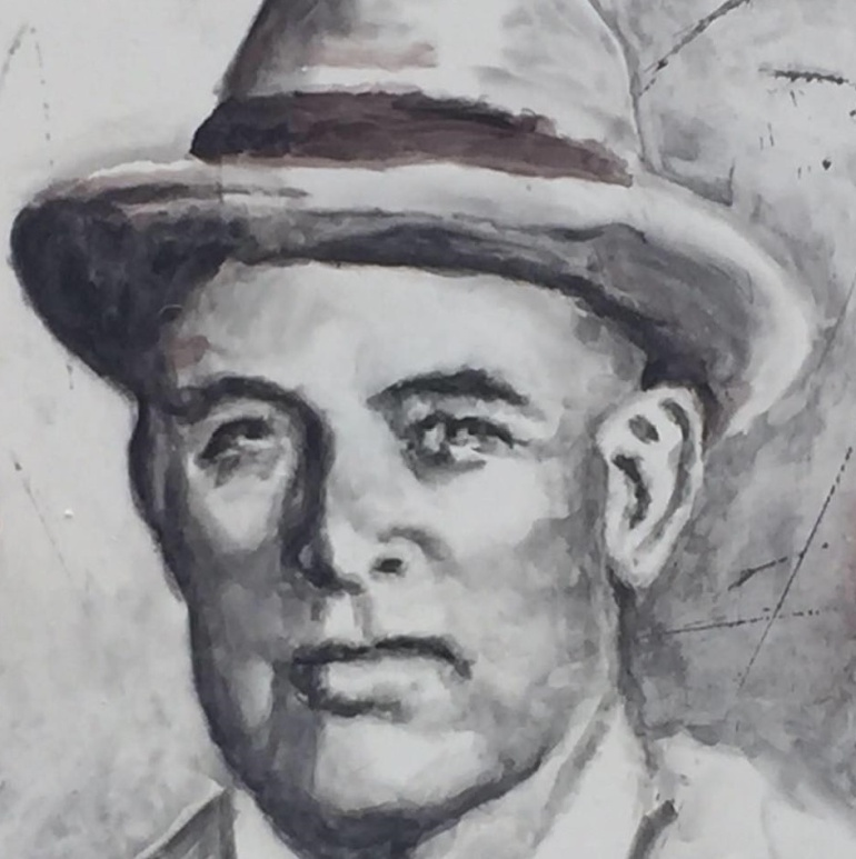 Retrato de Francisco Romero.