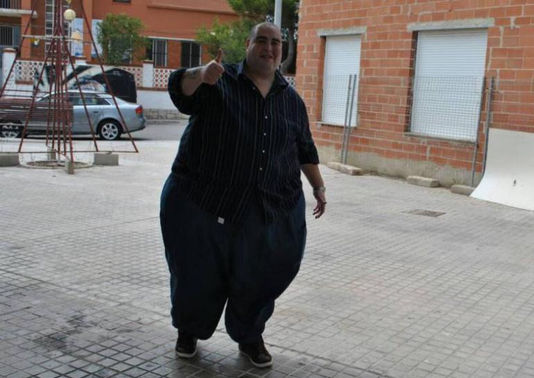 xavier descender de peso
