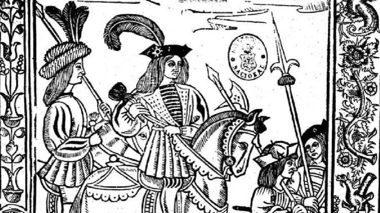 Resultado de imagen de ningún libro de caballerías
