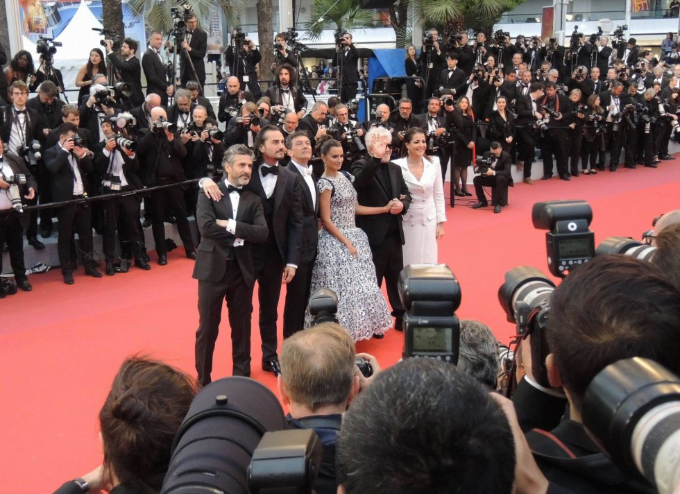 Gala premiere for the movie Dolor y Gloria