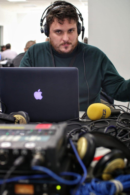 Todo bajo control Alejandro Rodríguez