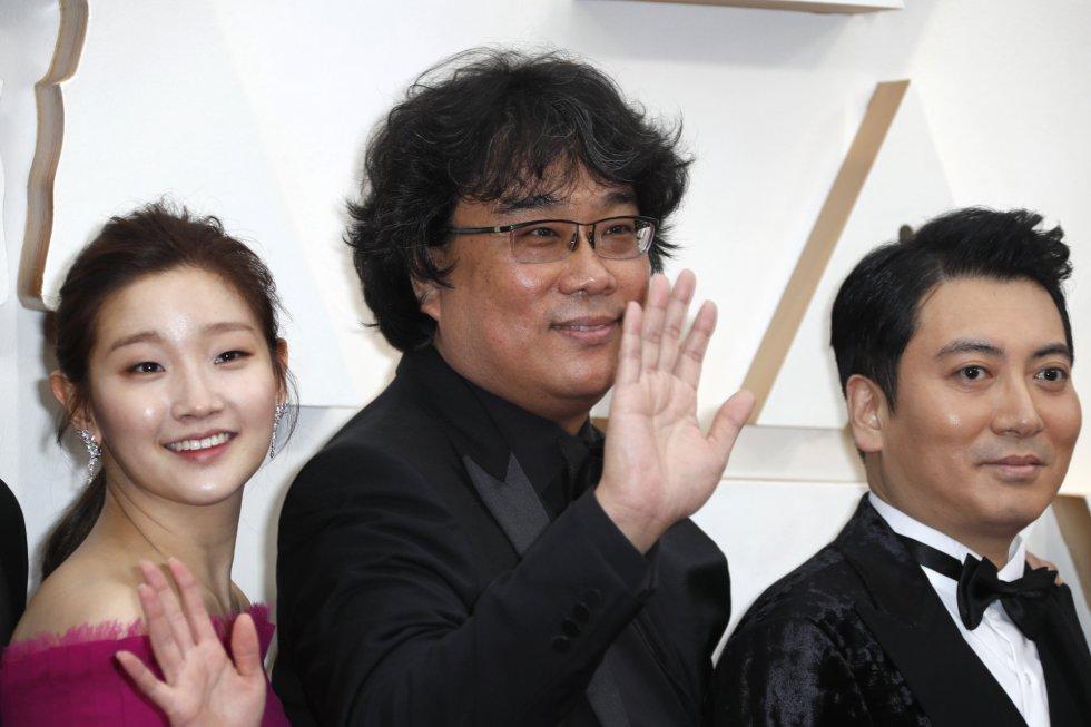 Bong Joon-ho, director de 'Parásitos'