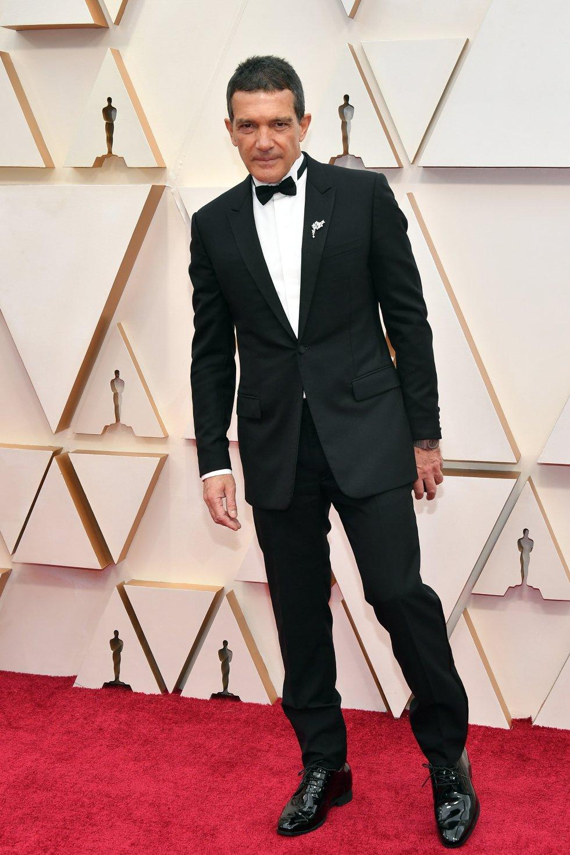 El actor español, Antonio Banderas, nominado a Mejor Actor