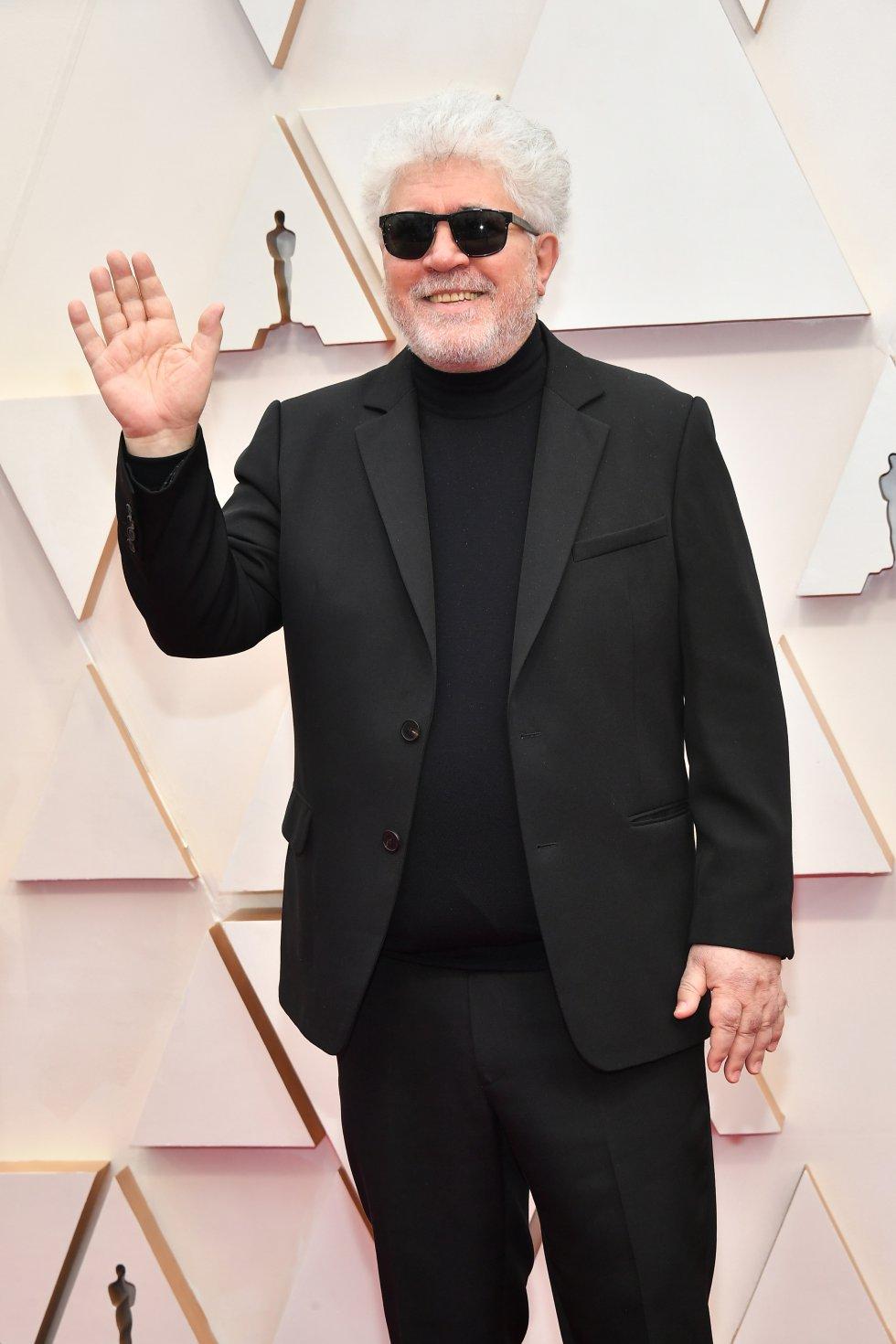 El director, Pedro Almodóvar, con su película 'Dolor y Gloria' nominada a Mejor Película Internacional
