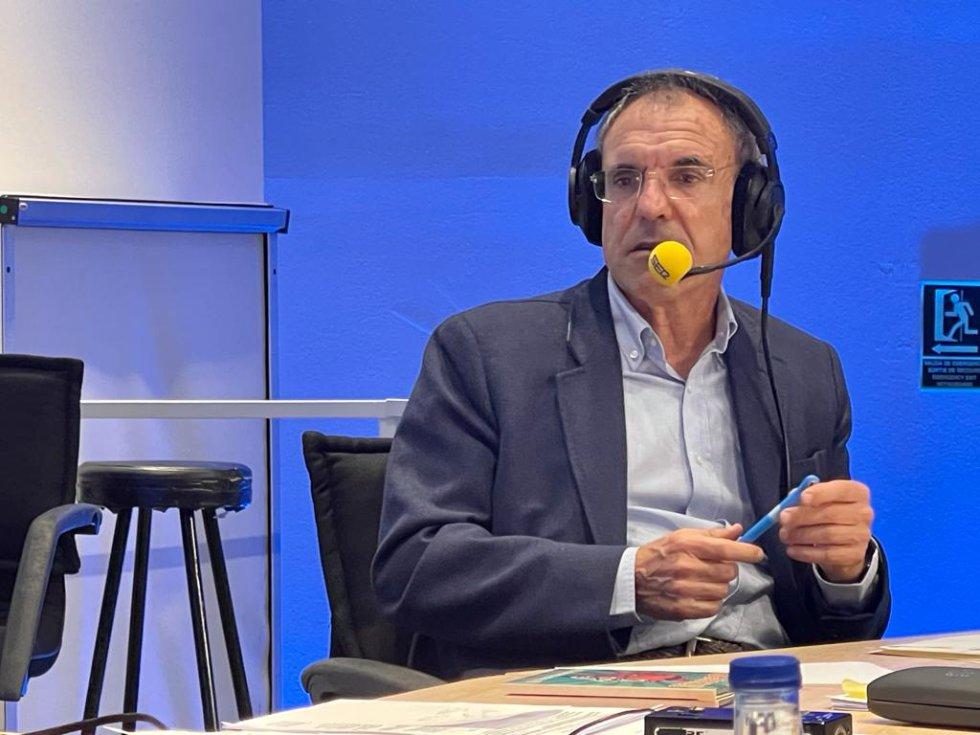 Enrique Vidal, director de la Ciutat de les Arts y les Ciencies