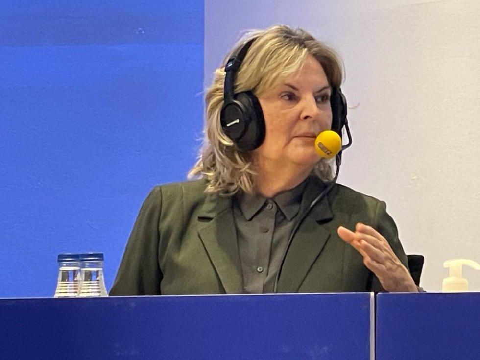 Pilar Mateo, doctora en quimica por el CSIC y la Universitat de València