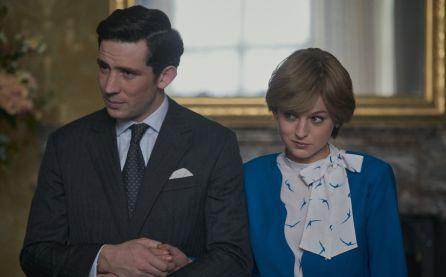Fotograma de la cuarta temporada de The Crown