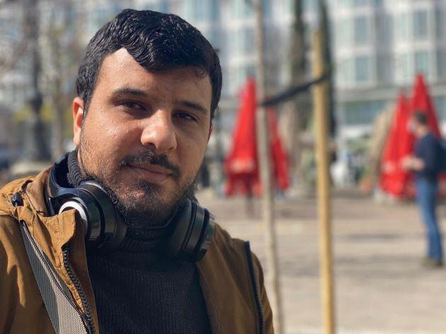 Moussa en una fotografía en España