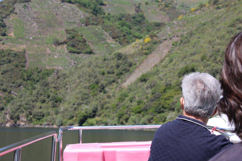 La Ventana desde la Ribeira Sacra, en imágenes