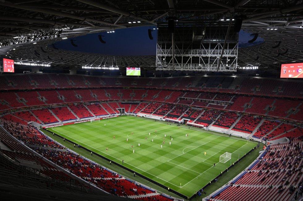 Puskàs Arena (Budapest, Hungría)
