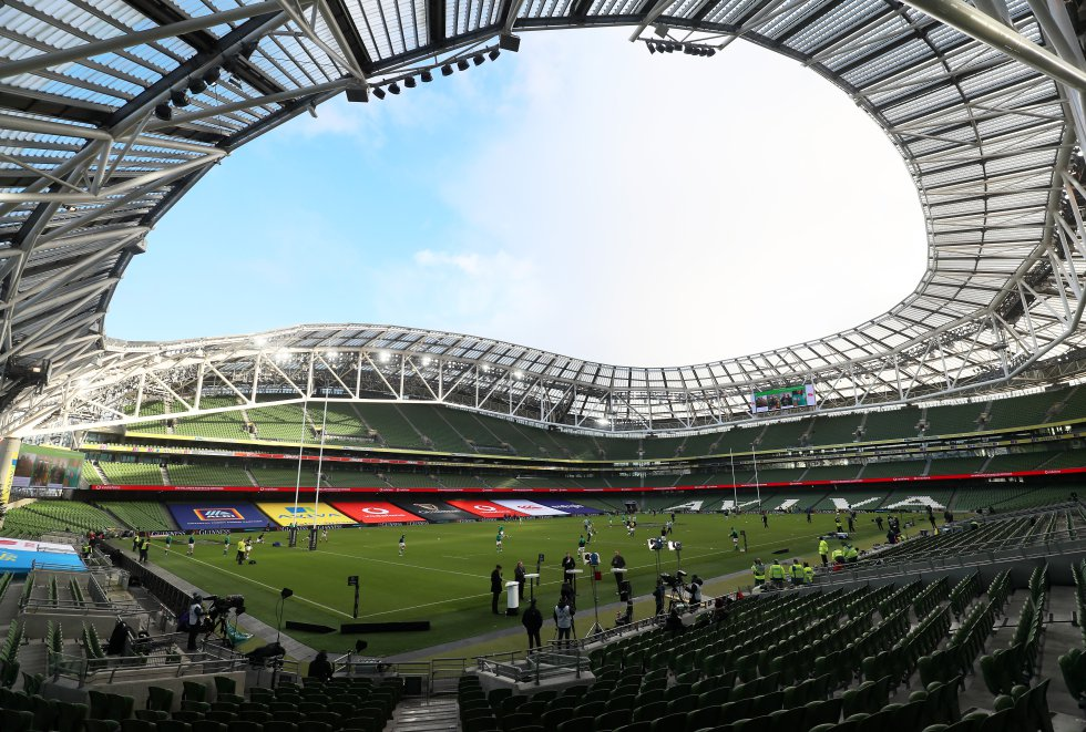 Aviva Stadium (Dubín, Irlanda)