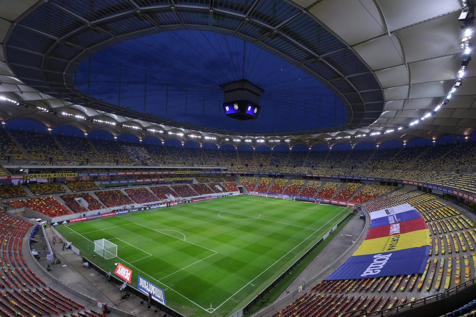 Arena Nationale (Bucarest, Rumanía)