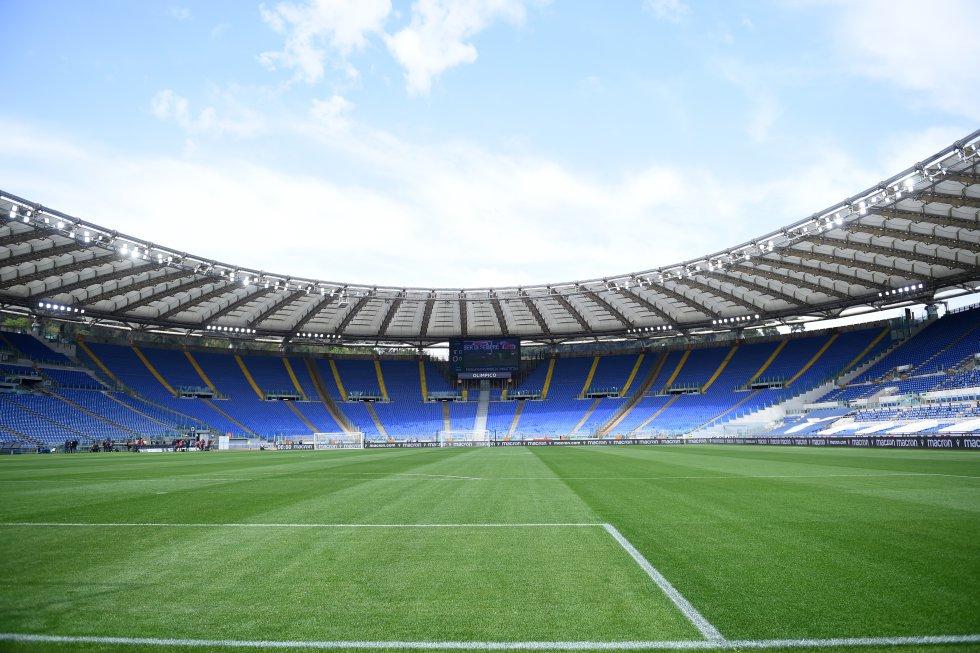 Stadio Olimpico (Roma, Italia)