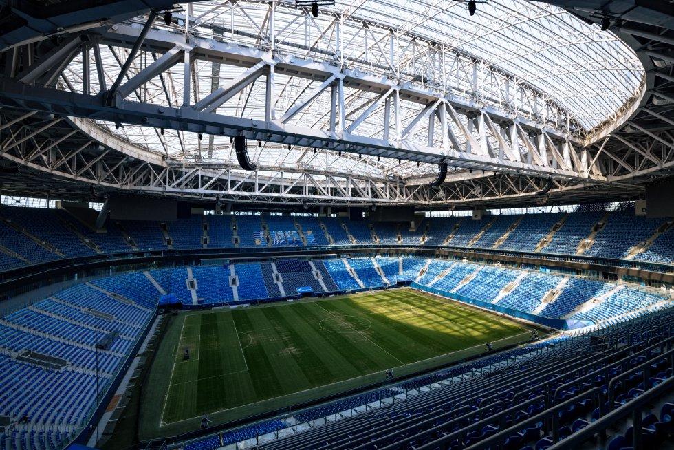 Krestovsky Stadium (San Petersburgo, Rusia)