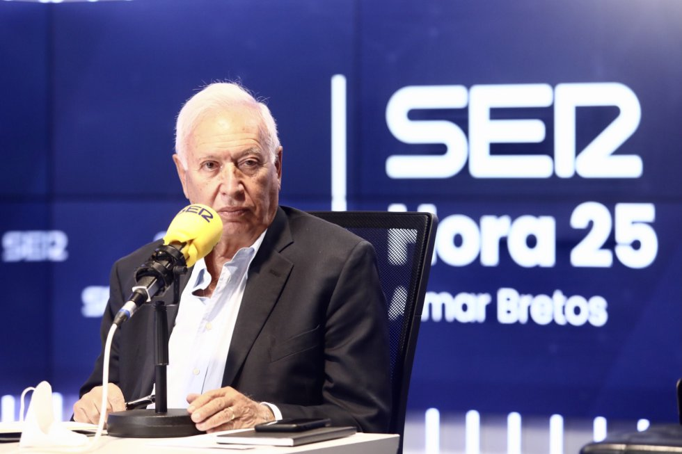 José Manuel García-Margallo en 'Hora 25'.