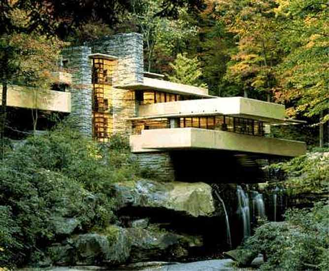 A subasta la casa kaufmann referente de la arquitectura for La casa moderna
