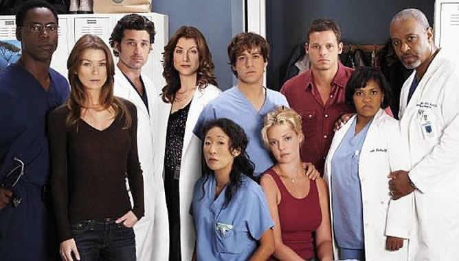 Meredith, Rose y Derek, el nuevo triángulo amoroso de \'\'Anatomía de ...