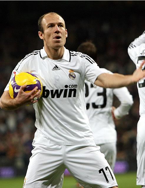 new arrival a2b07 b0c2f El Real Madrid traspasa a Robben al Bayern de Munich por 25 ...