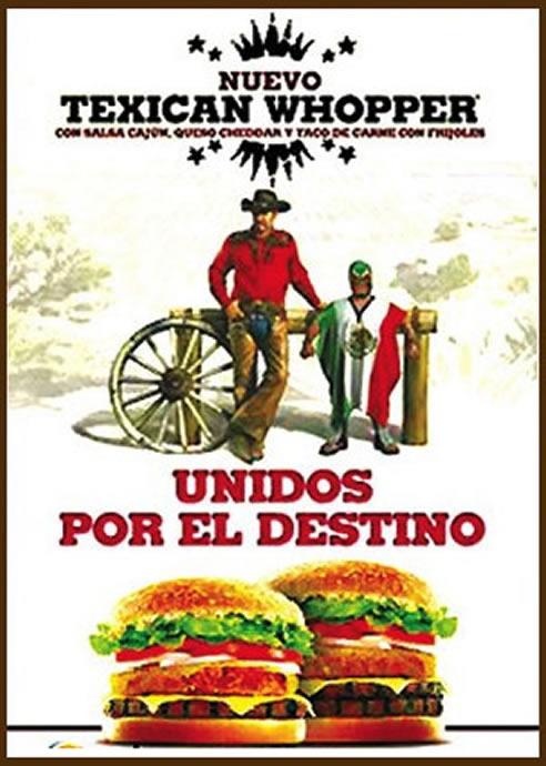 Burger King retira un anuncio publicitario tras las quejas de México ... 97984571c4276