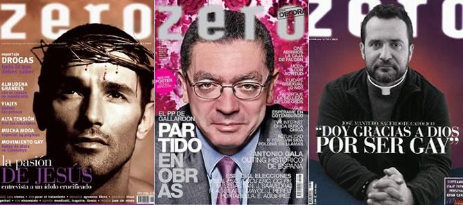 """Resultat d'imatges per a """"revista zero portadas"""""""